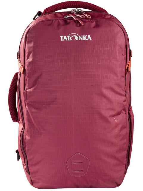 Tatonka Flightcase 25 - Equipaje - rojo